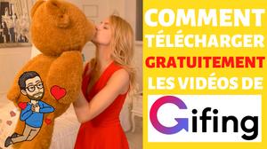 télécharger vidéos gratuitement sur Gifing