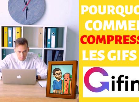 Pourquoi et comment compresser un GIF pour réduire sa taille ?