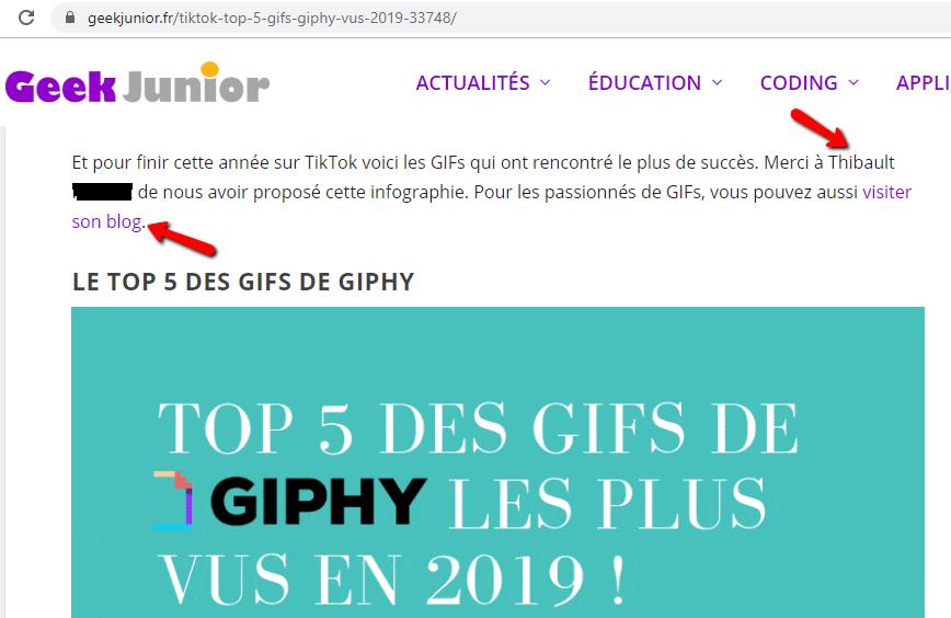 infographie gif de giphy