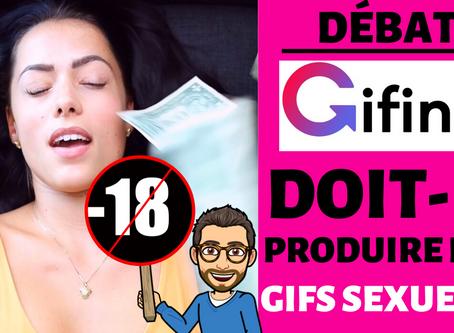 GIFs sexuels : les incroyables recherches des internautes !