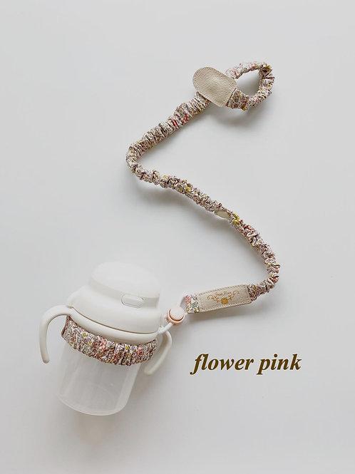 hammy -mag strap- flower pink