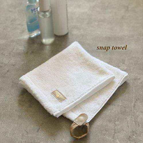 <ご予約>snap towel