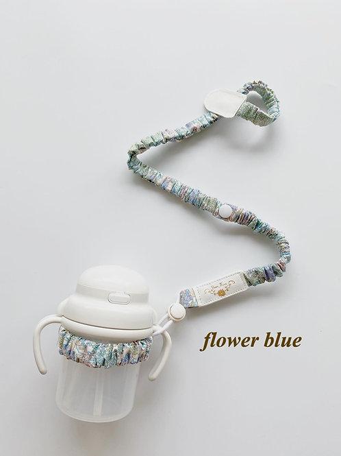 <ご予約>hammy -mag strap- flower blue