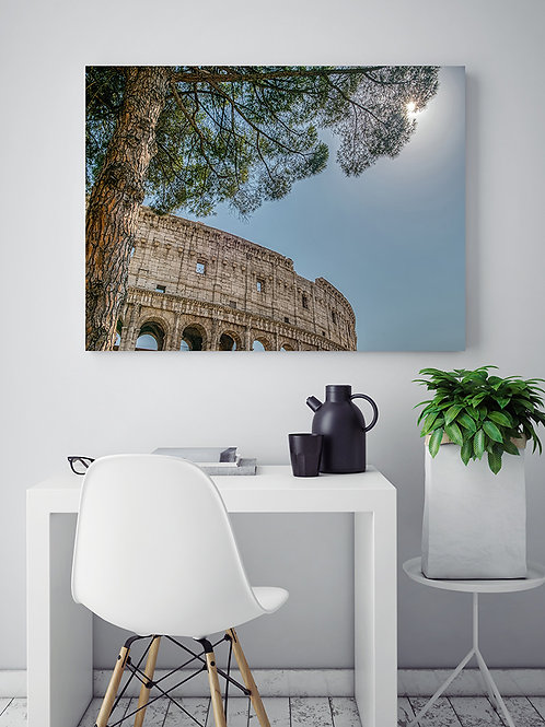 Roma, The Colosseum