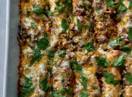 Easy Enchiladas!