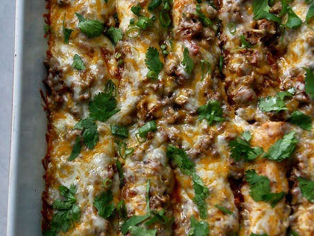 Easy Enchiladas!