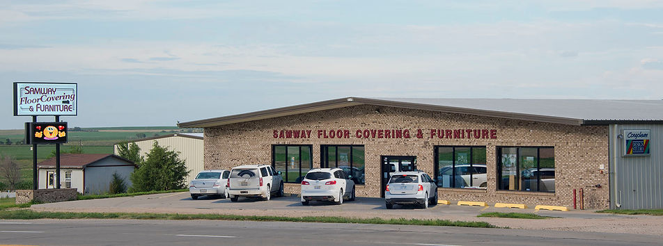 Samway Floor Covering and Furniture store front