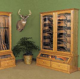 Wolfcraft gun cabinets