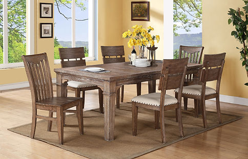 Winners Only dining room furniture