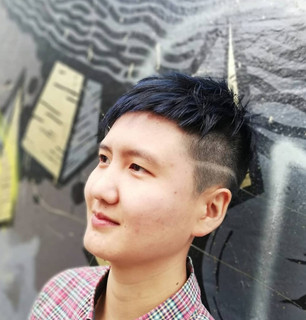 CUT AND COLOUR BY SCARLET