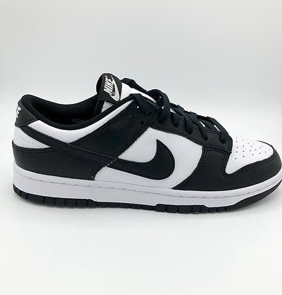 "Nike Dunk Low ""Black White"""