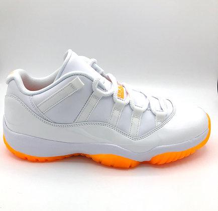 "Jordan 11 Low ""Bright Citrus"""