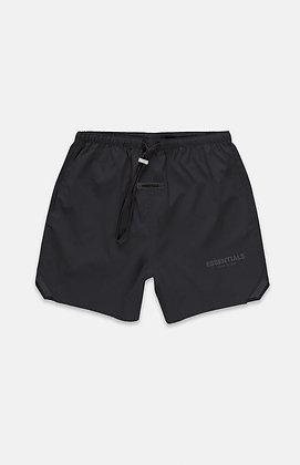 FOG - Fear Of God Essentials Black Volley Shorts