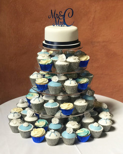The Cupcake Tower