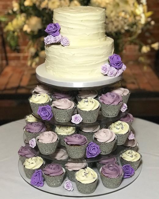 The Buttercream Cupcake Tower