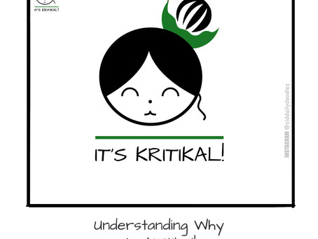 S01E00 Understanding Why 'It's Kritikal!' with Kritika Singh