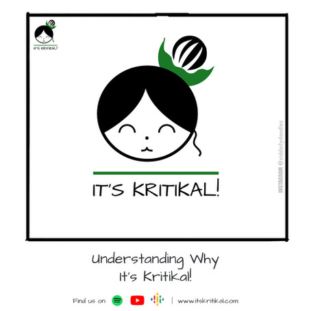 S01E00 Understanding Why 'It's Kritikal!'