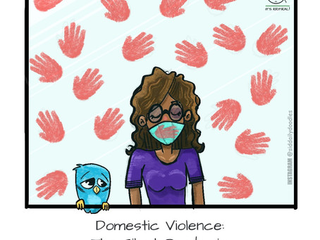 S01E02 Anika Verma & Lakshmi Ayyagari Spreads Domestic Violence Awareness During COVID-19 Lockdown