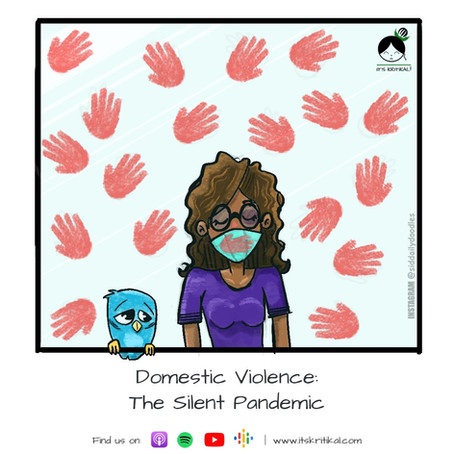 S01E02 Domestic Violence: The Silent Pandemic