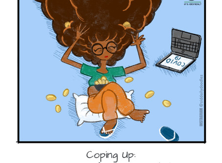S01E01 Coping Up: Mental & Physical Well-being