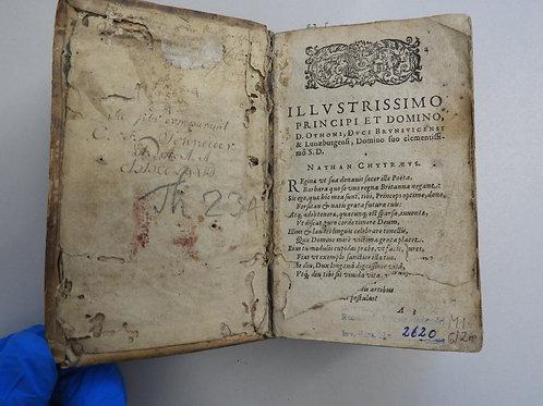 Psalmorum Davidis paraphrasis poetica melodiis explicata atque illustrata