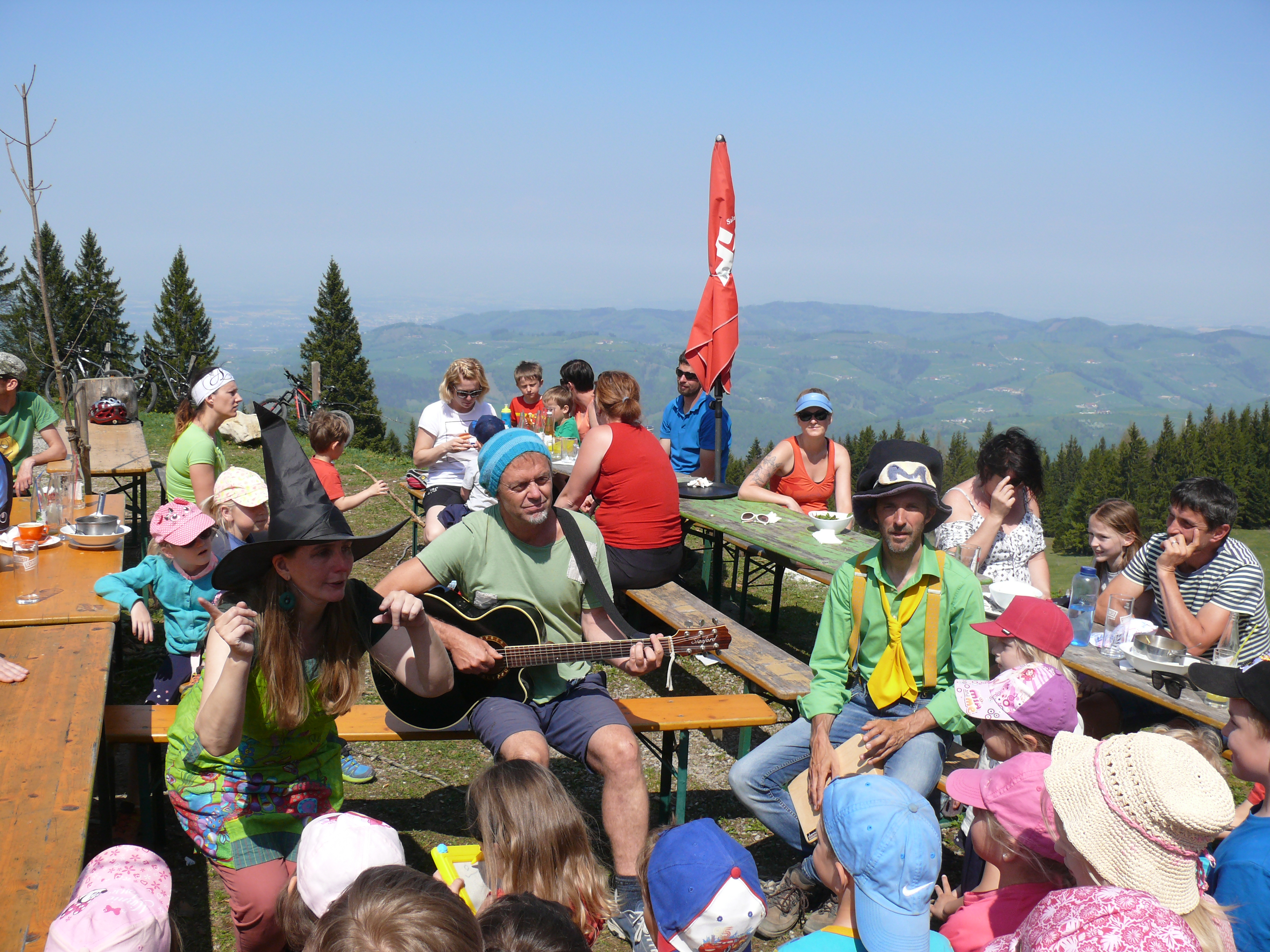 Märchenwanderung Schosserhütte