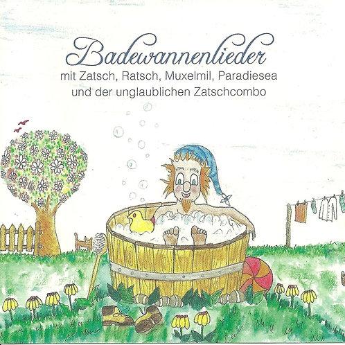 """CD """"Badewannenlieder"""" (2011)"""