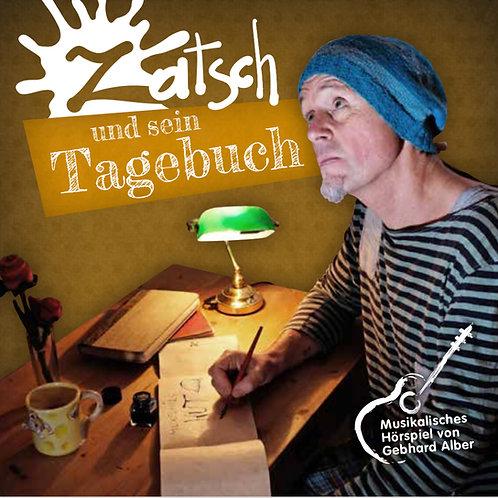 """CD """"Zatsch und sein Tagebuch"""" (2021)"""