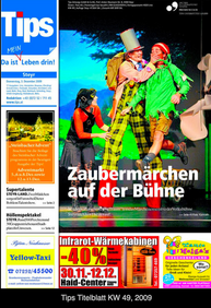 Tips Titelblatt KW 49/2009