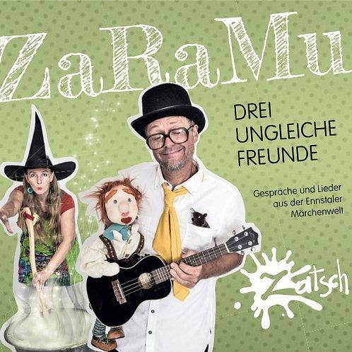 """CD """"Drei ungleiche Freunde"""" (2019)"""