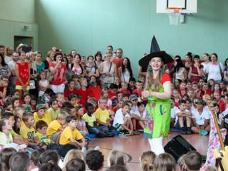 Schulen und Stadtfest Steyr im Juni