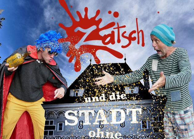 Zatsch und die Stadt ohne Arbeit, Landesausstellung Steyr