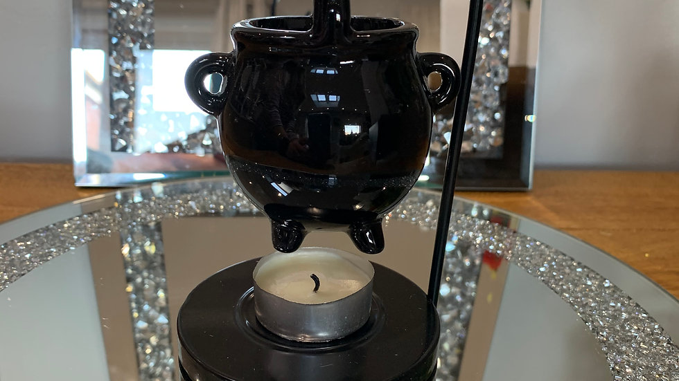 Black Collection Wax/Oil Burners