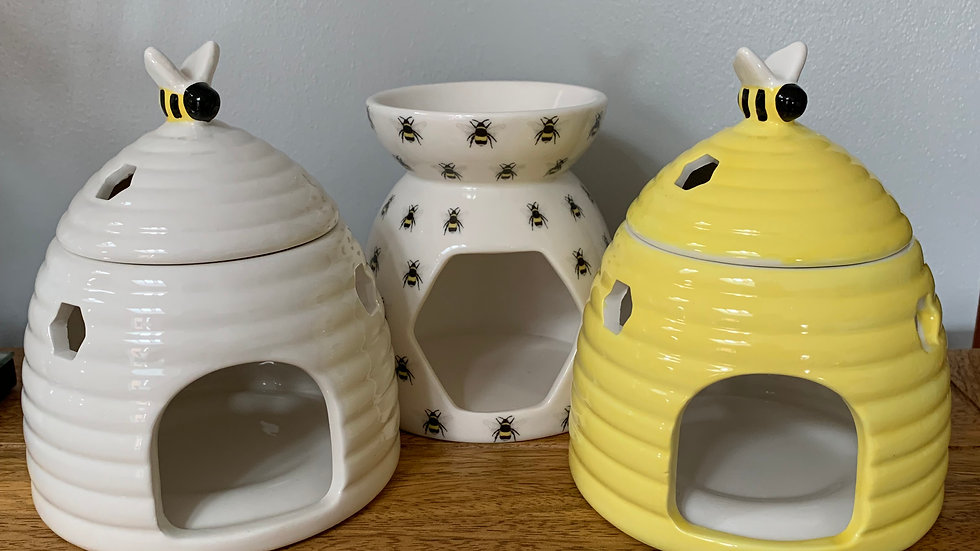 Summer Bee Collection of Wax/Oil Burners