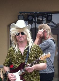 Keith's Cowboy Look