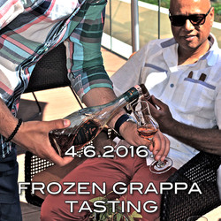 frozen grappa