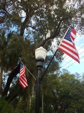 flags around Lake Lawsona.jpg