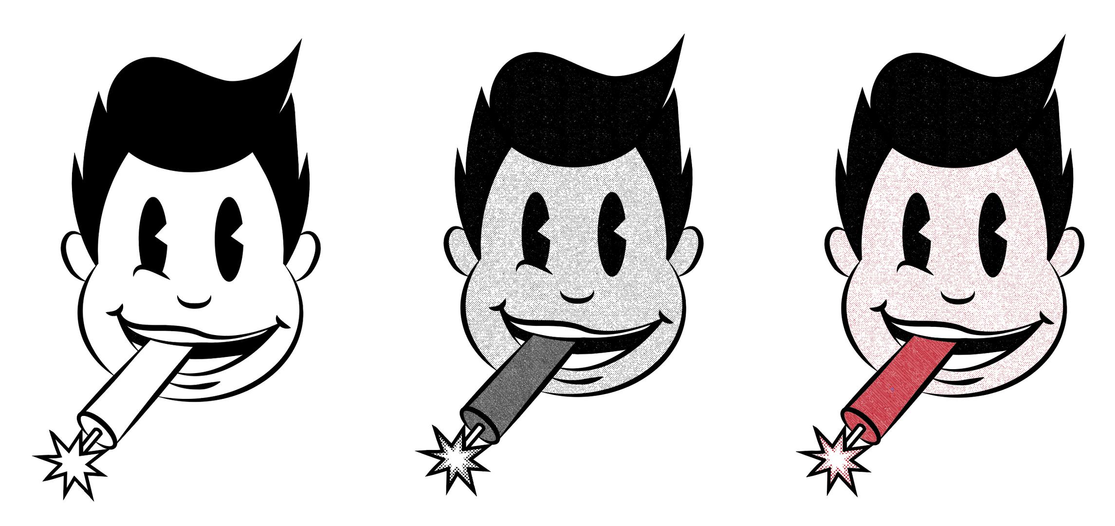 Logo Detail Options
