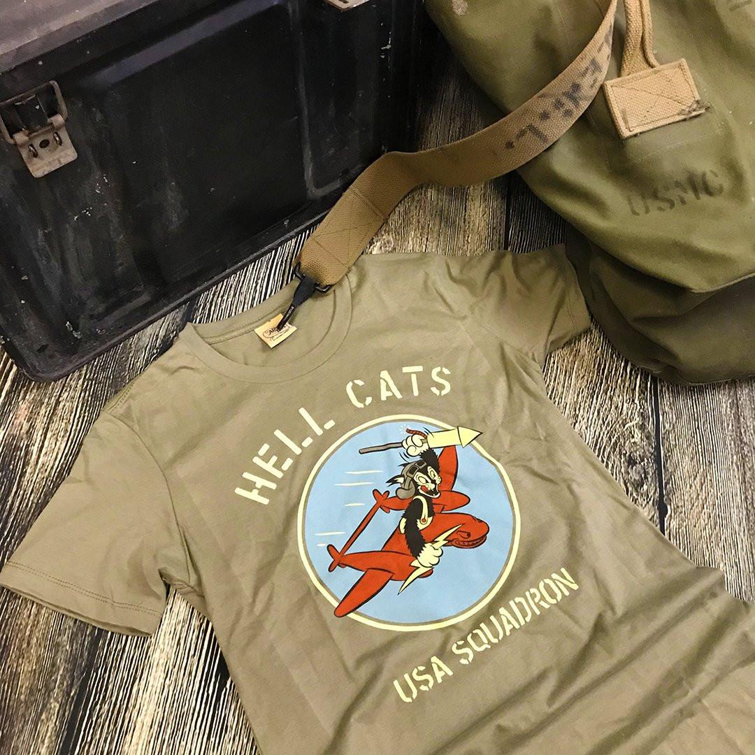 Hell Cats Mock