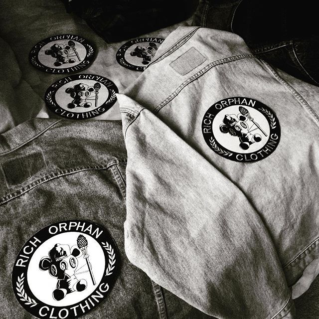 Back Patches