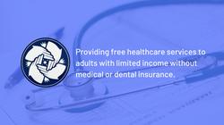 Providing free healthcare serivces to ad