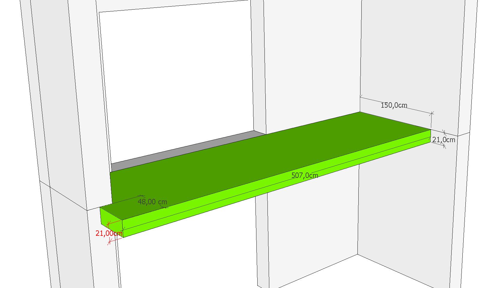 Balkon 3D