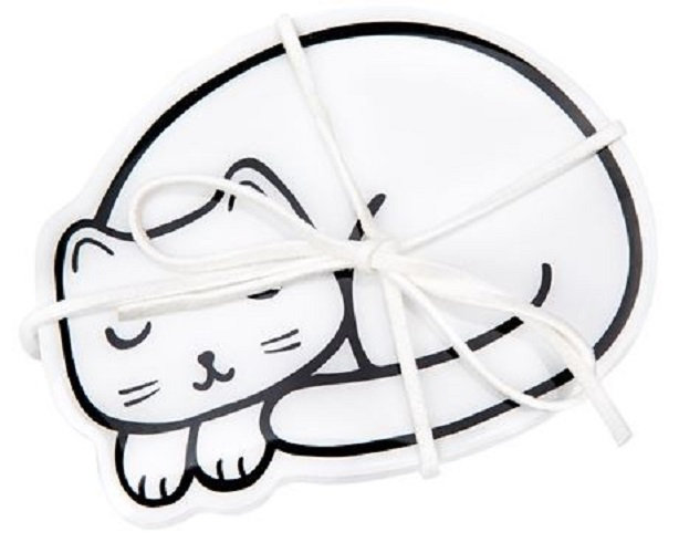 Sass & Belle Ceramic Cutie Cat Nap Time Coaster