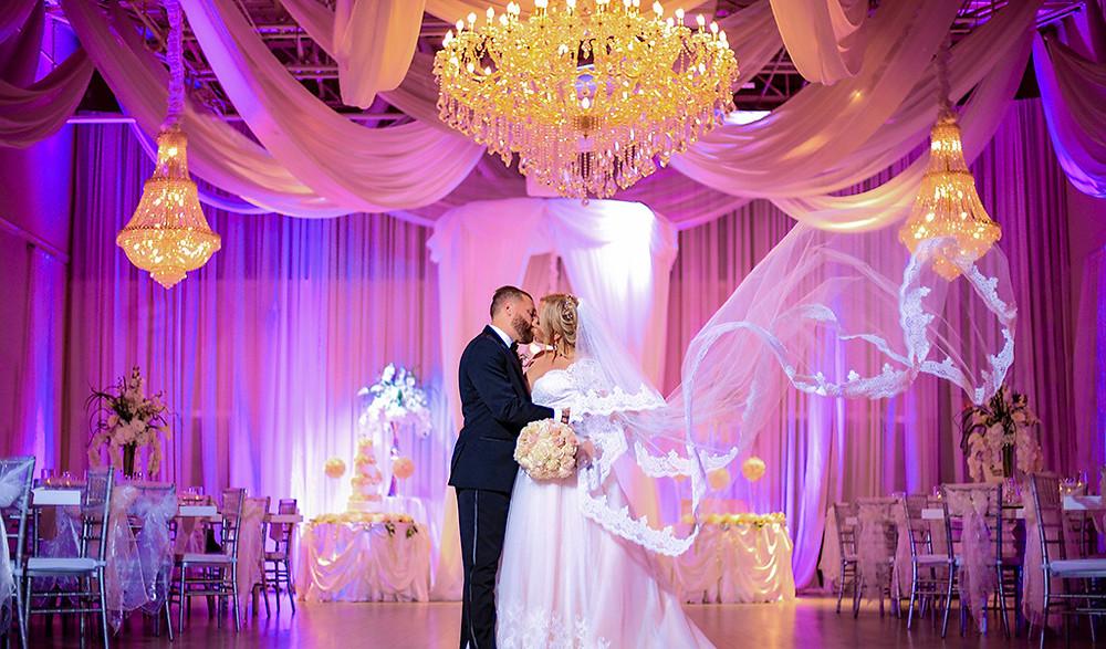 Small Weddings at Crystal Ballroom