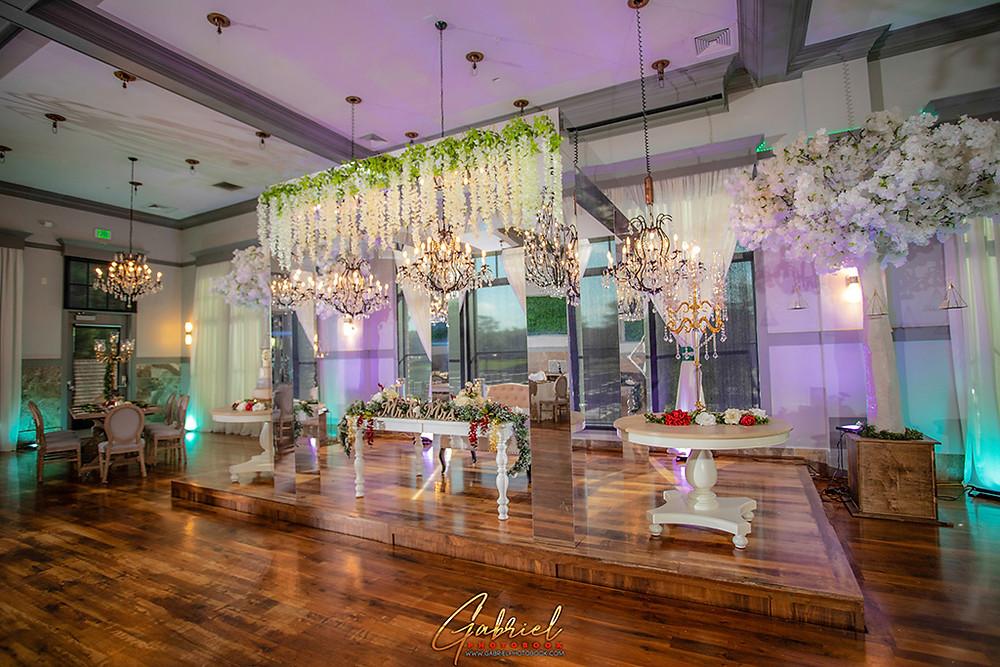 Select a Wedding Date at Crystal Ballroom