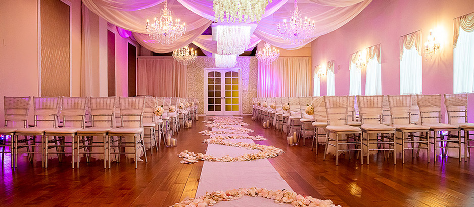 Tips for Designing Your Wedding Venue