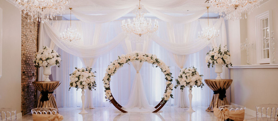 Create Your Vision with Wedding Flowers