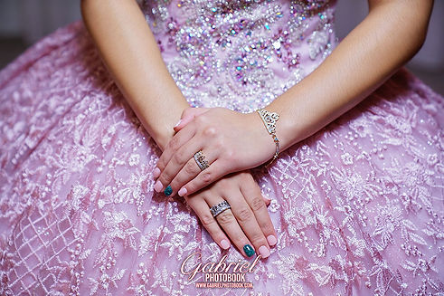 Quinceanera at The Crystal Ballroom