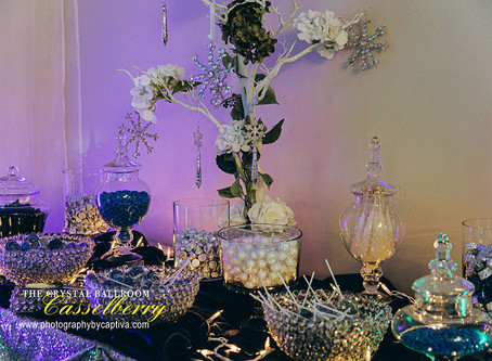 A Candy Bar at Your Wedding Venue