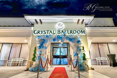 Crystal Ballroom Clear